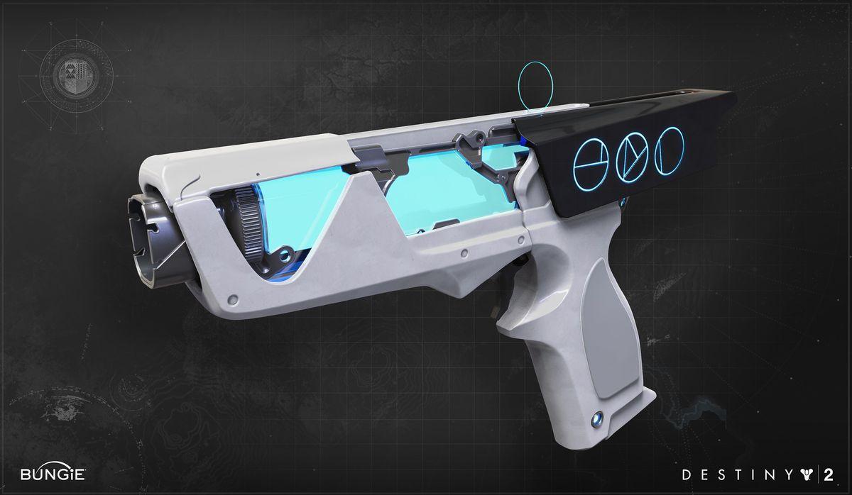 A Swift Verdict - Sidearm Destiny 2 Season Of The Lost Weapons