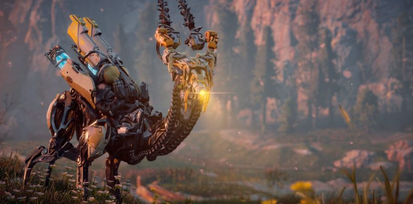 Horizon Zero Dawn Lancehorn Guide: How To Kill