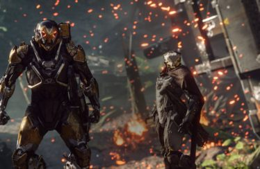 WATCH: Anthem's Lost Arcanist Co-Op Mission Gameplay Trailer