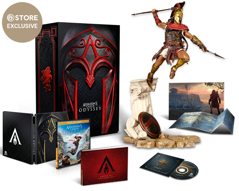 Assassin's Creed Odyssey Spartan Edition