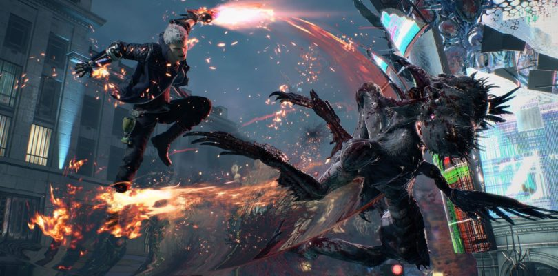 Devil may Cry 5 Blue Orbs Locations Guide