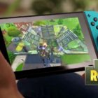 Nintendo Switch Fortnite: Save The World
