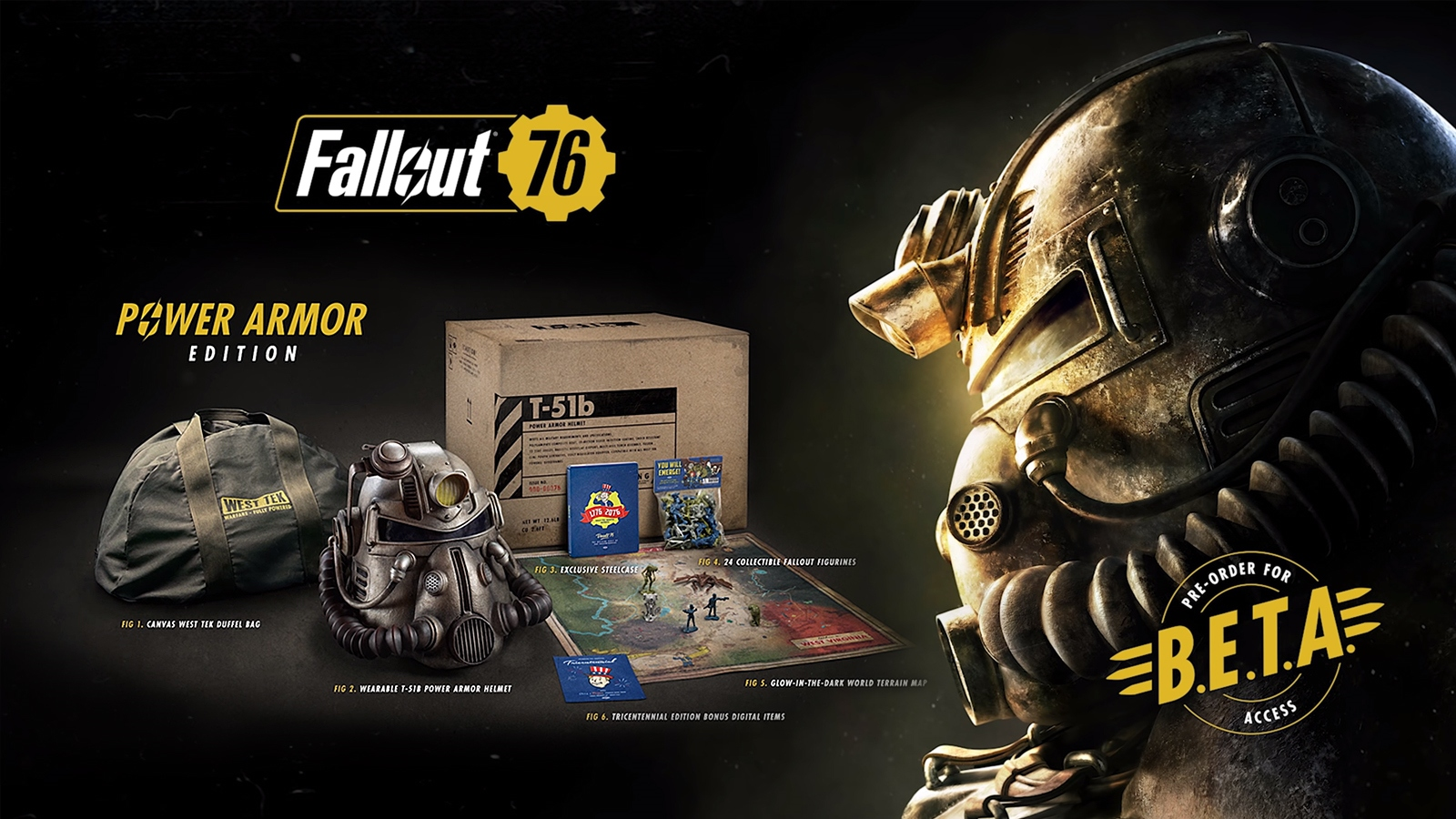 fallout 76 collectors edition pre order sold out