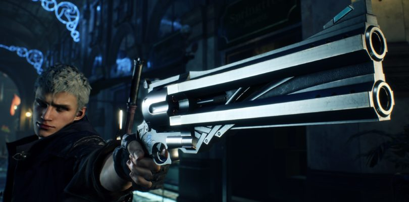 Devil May Cry 5 Hidden Weapons Locations