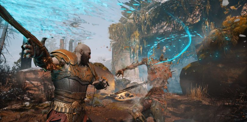 God of War New Game Plus PS4