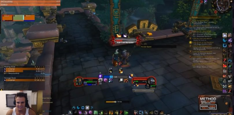 World of Warcraft Battle for Azeroth Level Cap