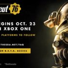 Fallout 76 Beta Dates Revealed