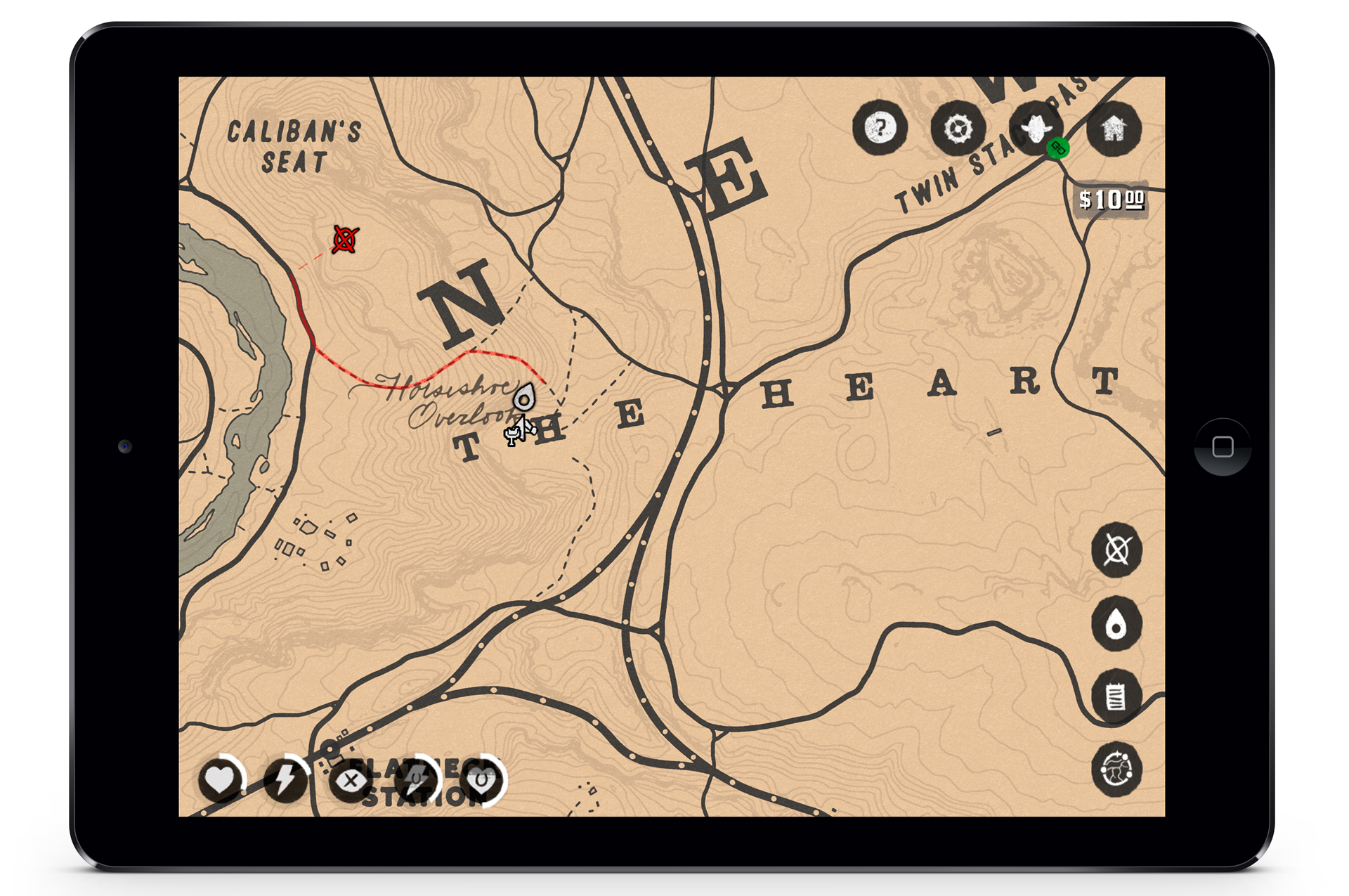 Red Dead Redemption 2 iOS Android App