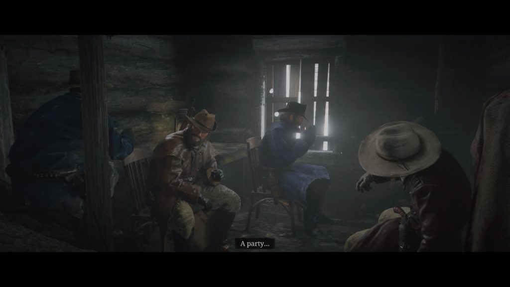 Red Dead Redemption 2 Old Friends Wiki Guide 1
