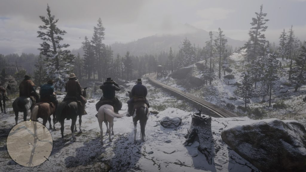 Red Dead Redemption 2 Who The Hell is Leviticus Cornwall Wiki Guide 1
