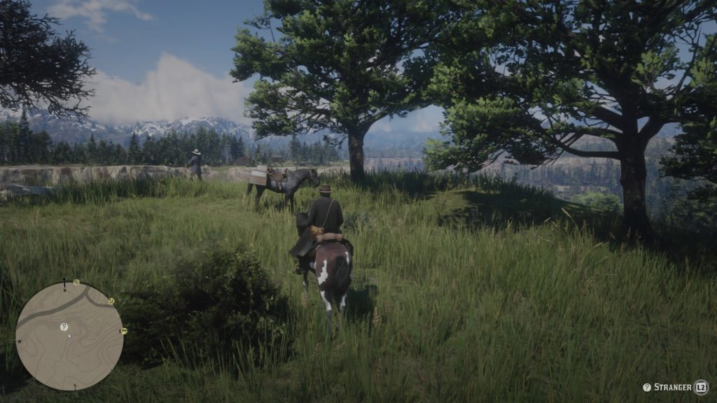 Red Dead Redemption 2 Jack Hall Gang Treasure Hunt Wiki Guide 1