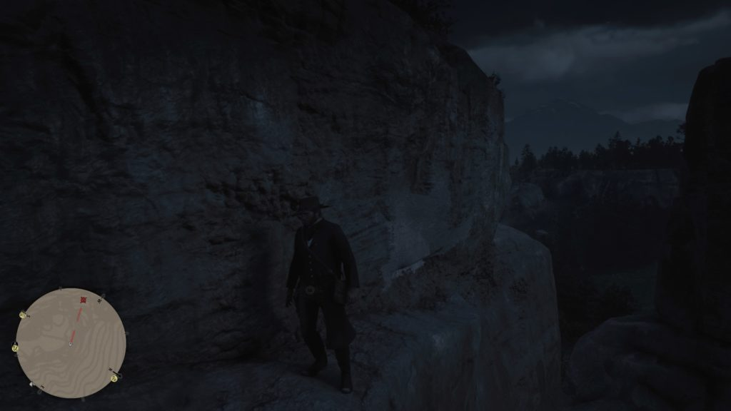 Red Dead Redemption 2 Jack Hall Gang Treasure Map 2 Location