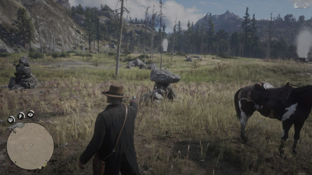 Red Dead Redemption 2 Jack Hall Gang Treasure Map 3 Location