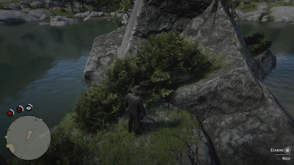 Red Dead Redemption 2 Jack Hall Gang Treasure Search Spot
