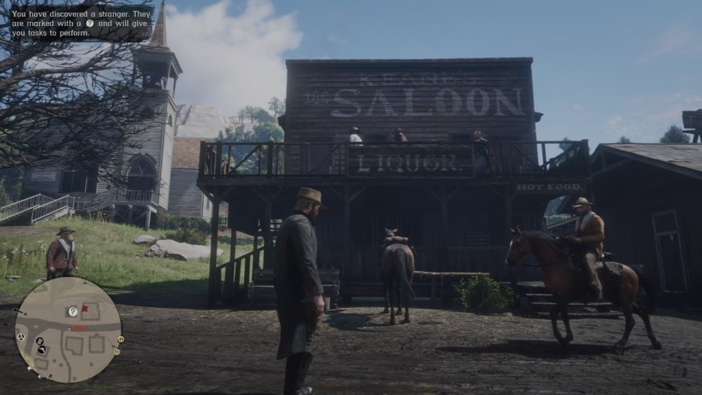 Red Dead Redemption 2 The Noblest of Men, and a Woman Wiki Guide 2