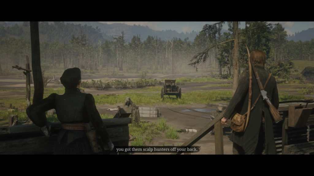Red Dead Redemption 2 The Noblest of Men, and a Woman Wiki Guide 11