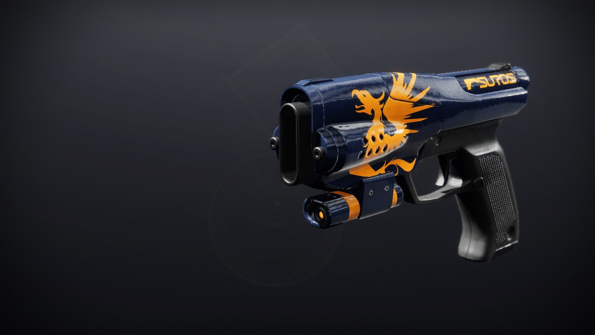 Punching Out - Sidearm Destiny 2 Season Of The Lost Weapons