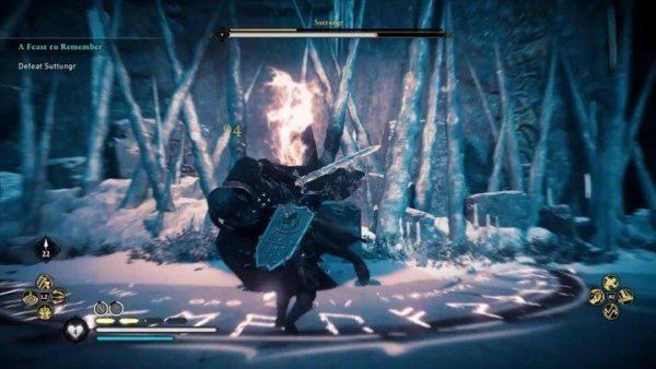 Assassin's Creed Valhalla Suttungr