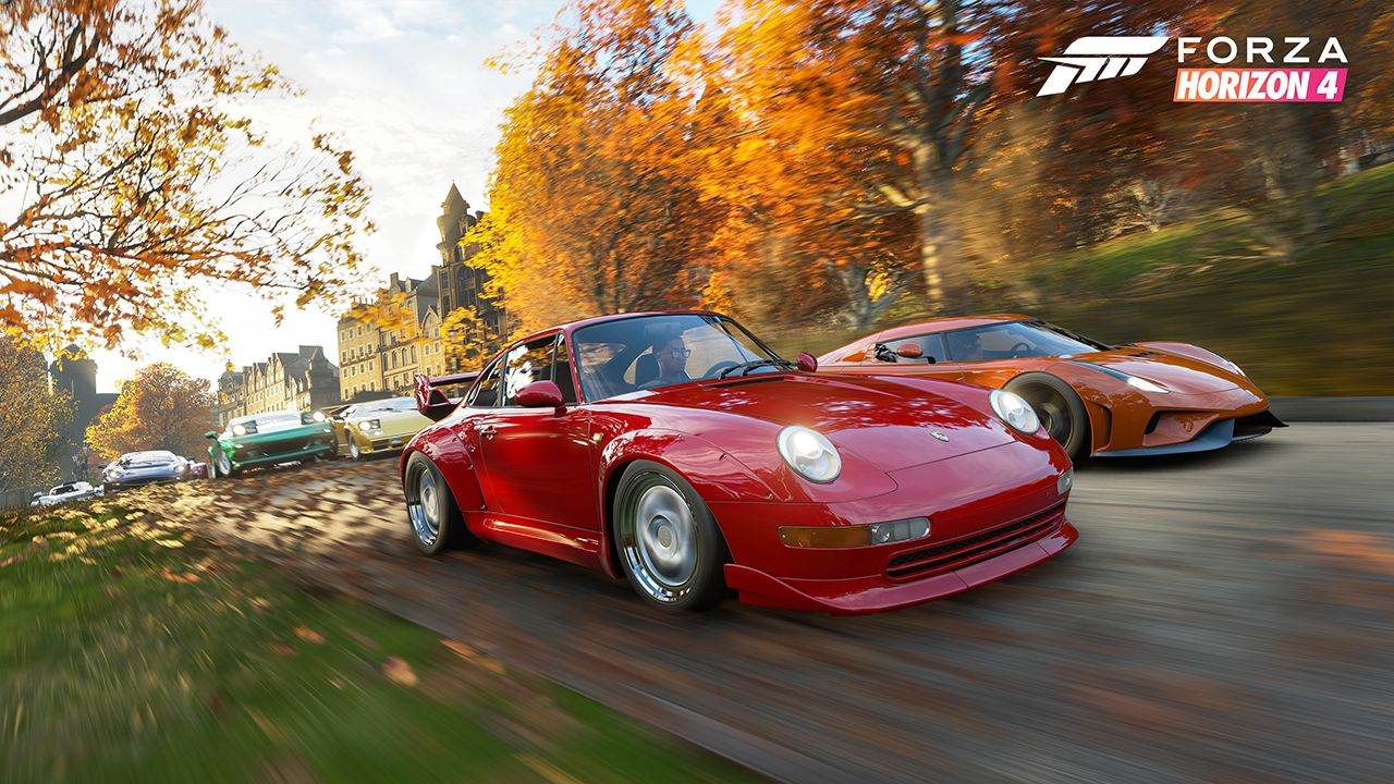 Forza Horizon 4 sell cars