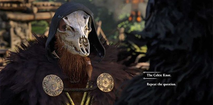Druid Riddle Assassin's Creed Valhalla