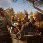 Assassin's Creed Valhalla Drinking Mini-Game