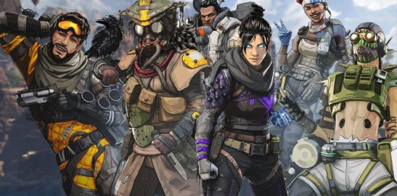 Apex Legends Hot Zones