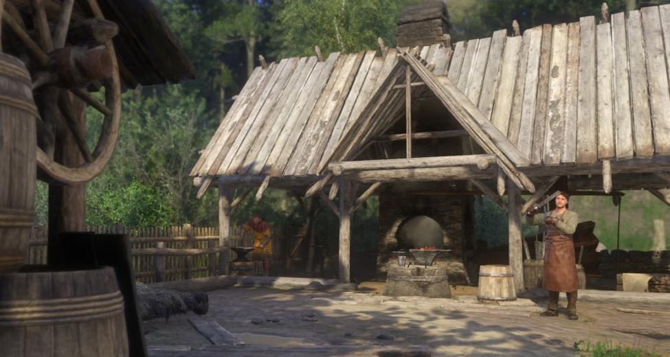 Kingdom Come Armor Repair