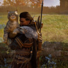 Assassin's Creed Valhalla Cat