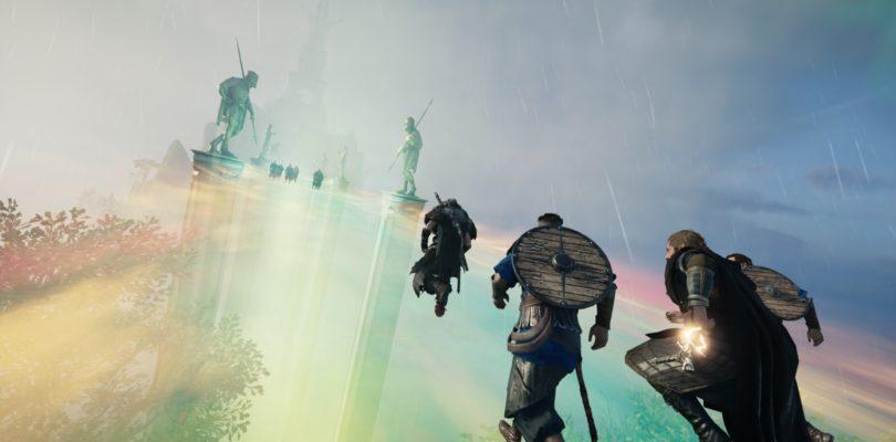 Assassin's Creed Valhalla Asgard
