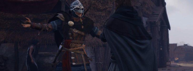 Assassin's Creed Valhalla Charisma