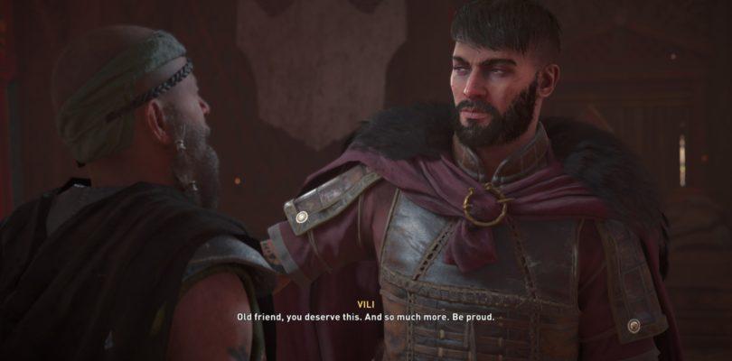 Assassin's Creed Valhalla Vili