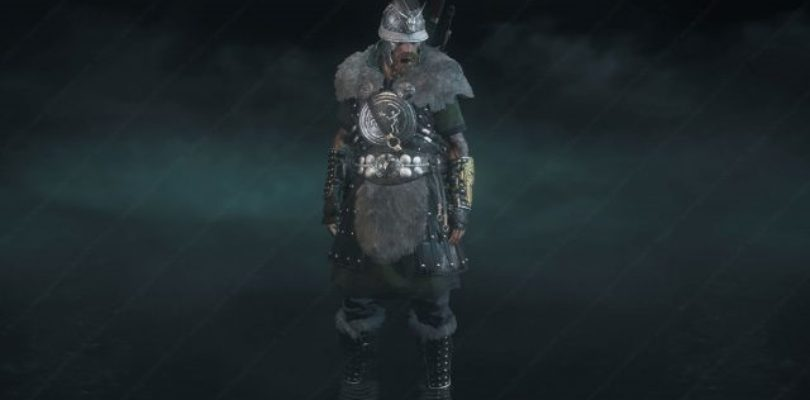 Wrath of the Druids Celtic Armor