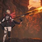 Code Vein Hellfire Knight Weapons