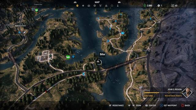 Far Cry 5 Silo Guide: Find All Far Cry 5 Silo Locations & How To Destroy
