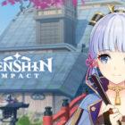 Genshin Impact Ayaka Build