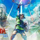 Zelda Skyward Sword HD Heal