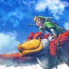 Zelda Skyward Sword HD Sprint