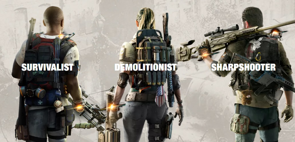 Division 2 Specialization