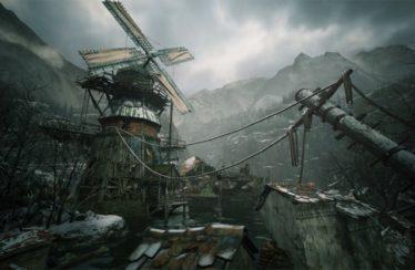 Resident Evil Village Windmill Chest