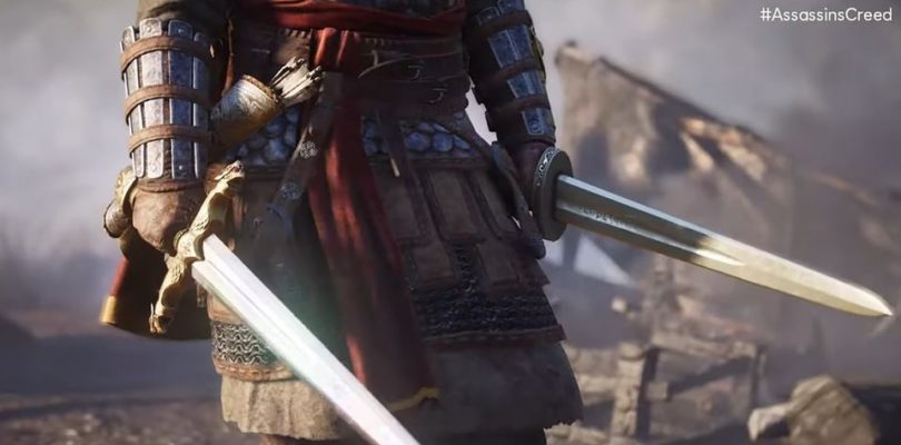 Assassin's Creed Valhalla One Handed Sword