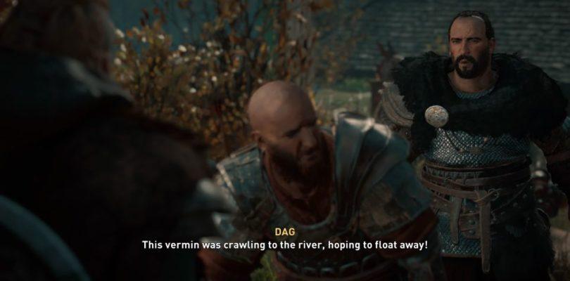 Assassin's Creed Valhalla Dag