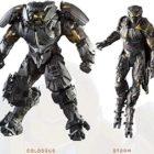 Anthem Legion of Dawn Armor Packs