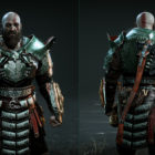 God Of War Armor