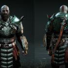 God Of War Armor