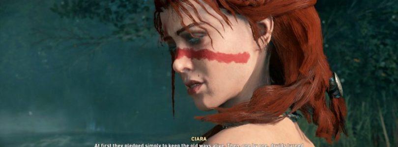 Wrath of the Druids Ciara