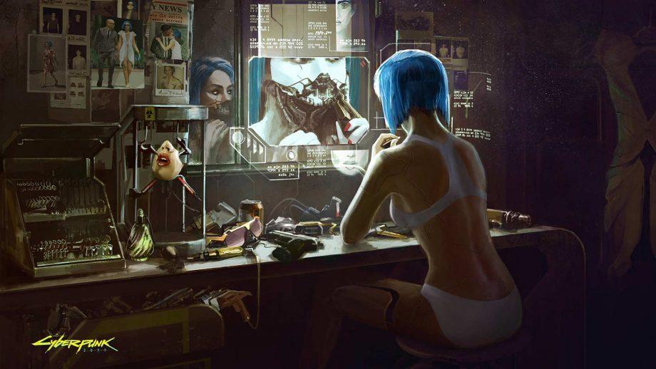Cyberpunk 2077 Sex Scenes
