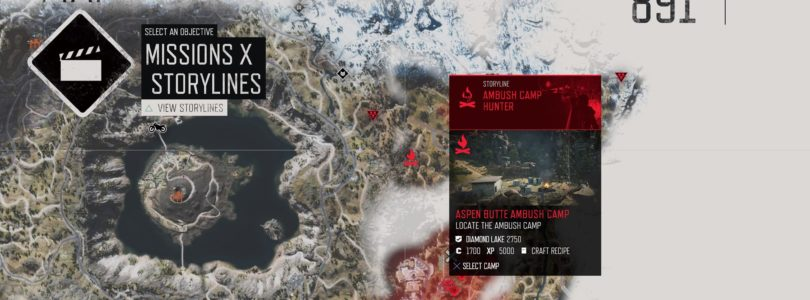 Days Gone: Aspen Butte Ambush Camp Walkthrough