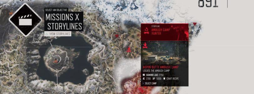 Days Gone: Aspen Butte Ambush Camp Walkthrough