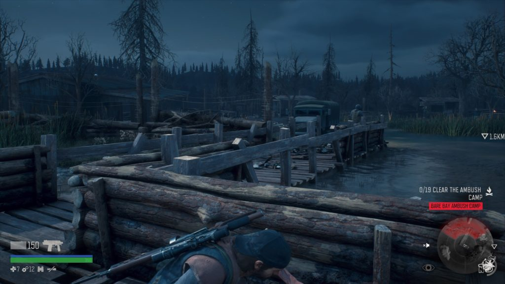 How to Get Inside Bare Bay Ambush Camp in Days Gone