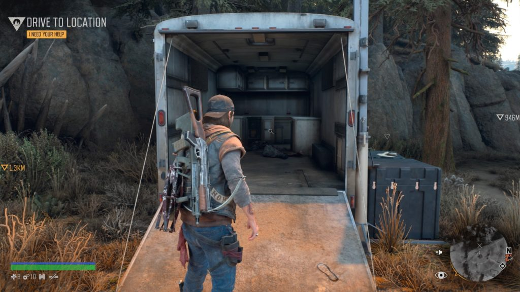 Days Gone Belknap IPCA Tech Location 2